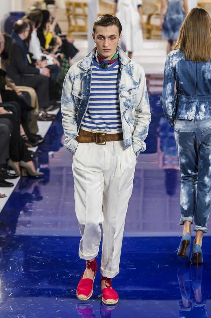 4071611e7f95 Ralph Lauren Spring-Summer 2018 Ready-to-Wear Collection
