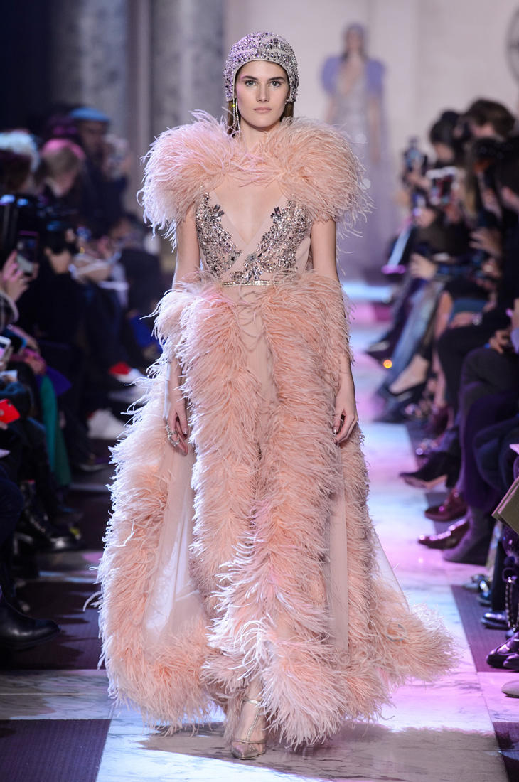 Elie Saab Couture Spring-Summer 2018 Collection