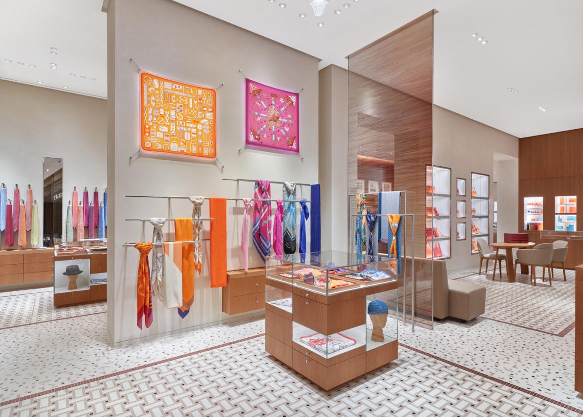 Hermes Opens Its Own Perfume Boutique in New York forecast