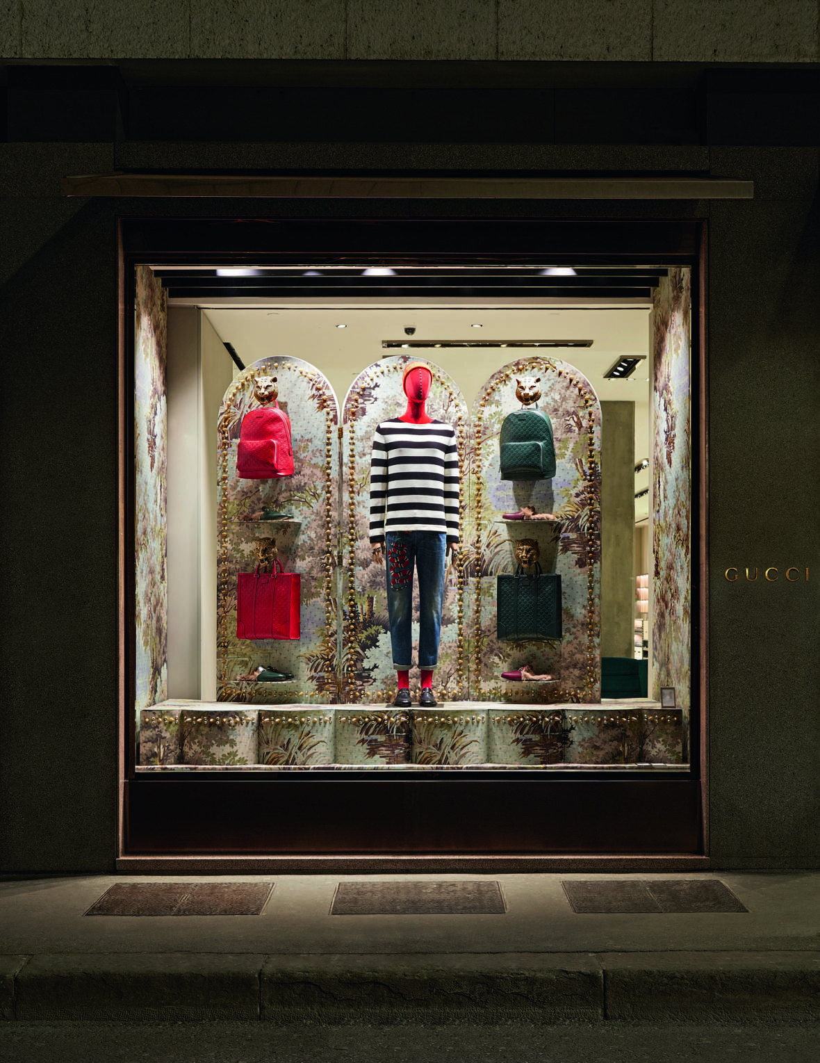 New window designs for gucci for New window design 2016