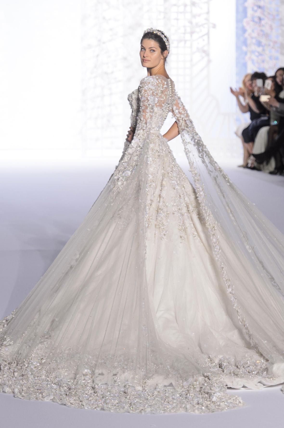Haute Couture Bridal Dresses Fit for Princesses