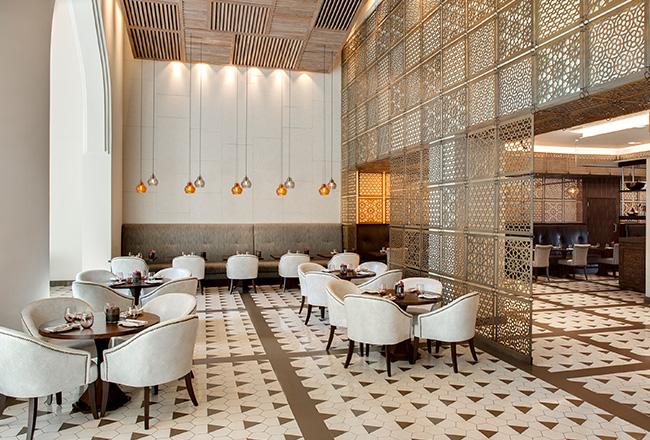 Restaurant Kitchen All Day manzil downtown dubai: the new hottest spot