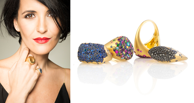 Lebanese Jewelry Designers The Natty Nine