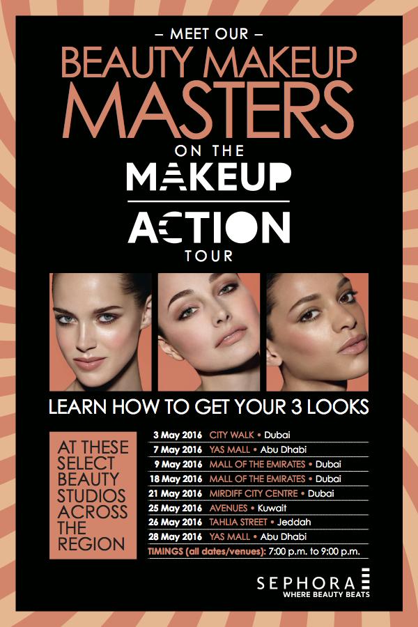 b623caa294 A Makeup Tour with Sephora