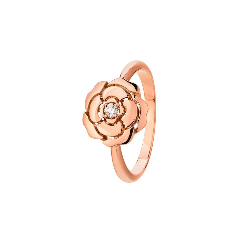Cara Delevingne Diors New Face For The Rose Des