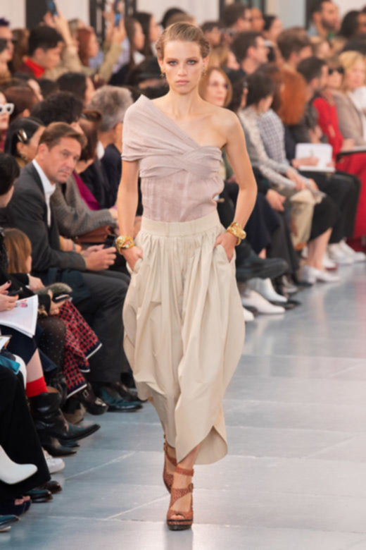 Fall 2020 Fashion Must Haves.Chloe Spring Summer 2020 Ready To Wear