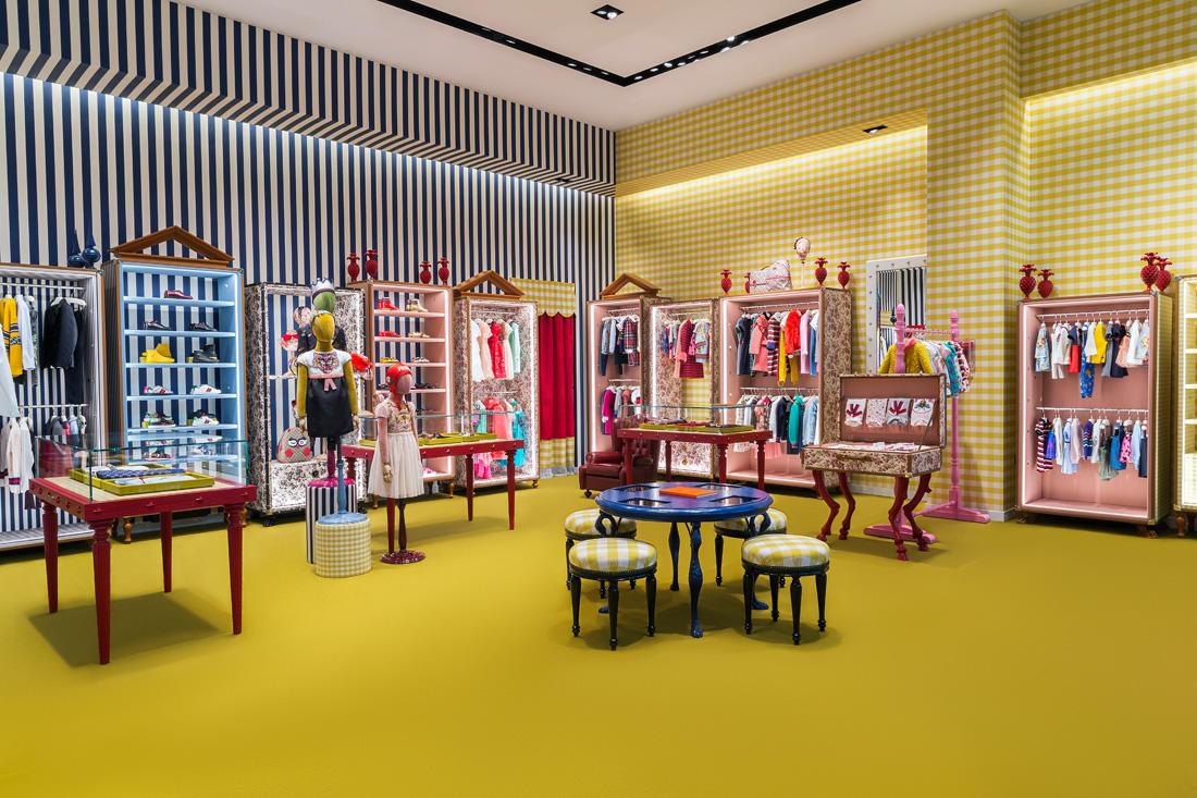 39384eea0 Gucci Unveils New Children Store at the Dubai Mall