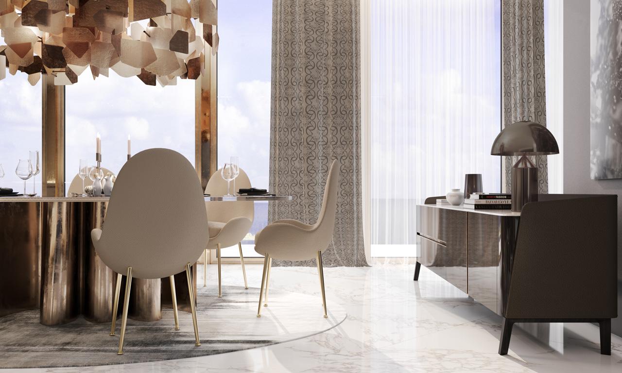 منزل أحلامك مع إيلي صعب وشركة corporate brand maison
